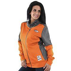 Women's Majestic Denver Broncos Speedy Fly Jacket