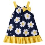 Baby Girl Sophie Rose Floral Ruffle Dress