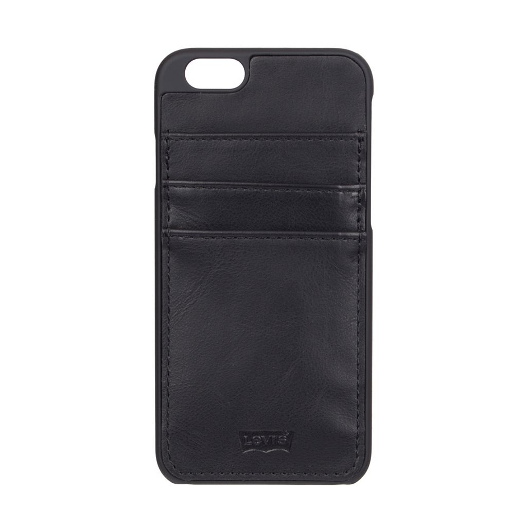 Men's Levi's® iPhone 6 / 6s Phone RFID-Blocking Hybrid Wallet
