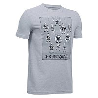 Boys 8-20 Under Armour Scary Good Soccer Tee