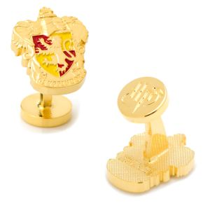 Harry Potter Gryffindor Crest Cuff Links