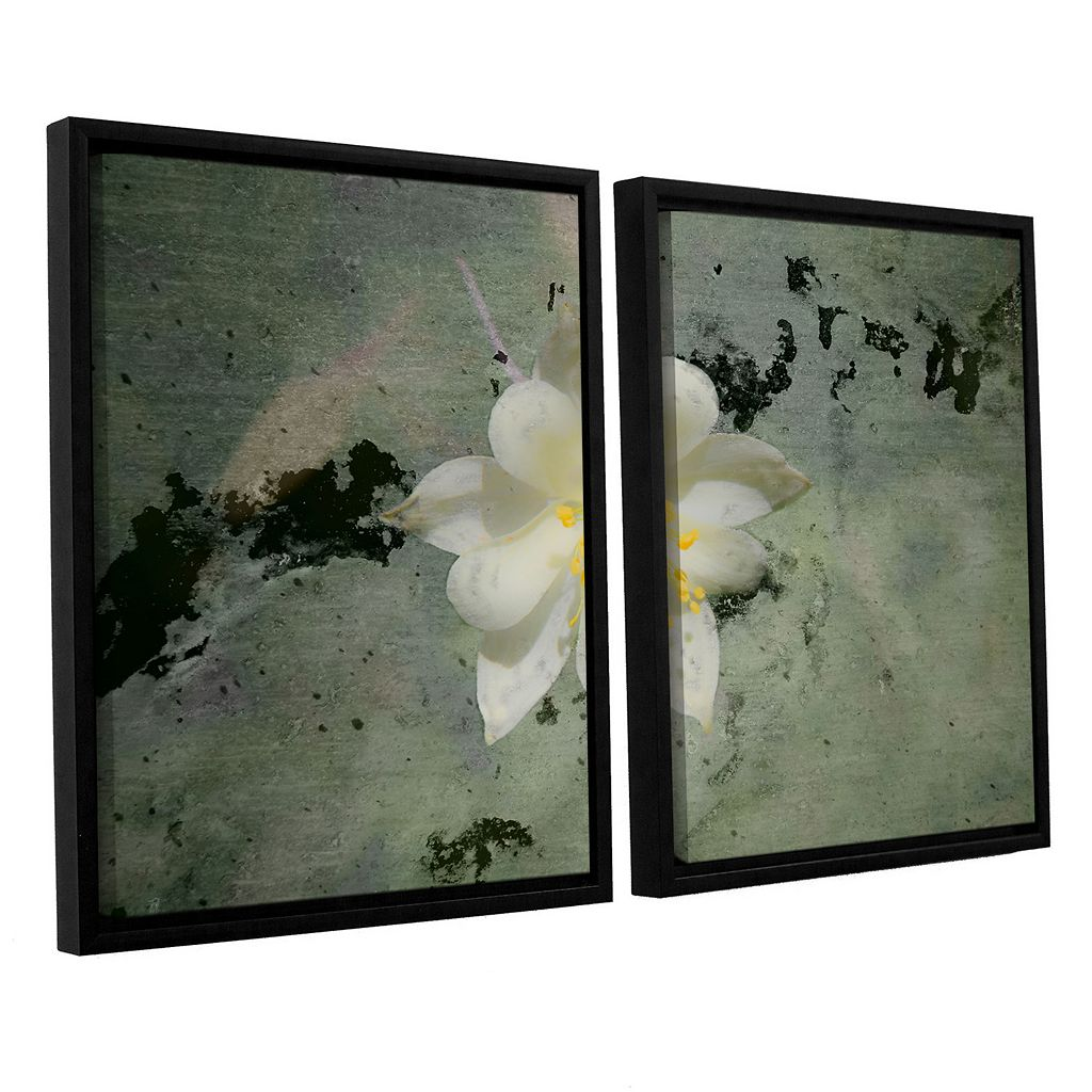 ArtWall ''Urban Attitude'' Framed Wall Art 2-piece Set