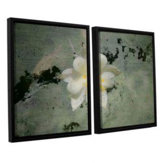 ArtWall ''Urban Attitude'' Framed Wall Art 2-piece Set