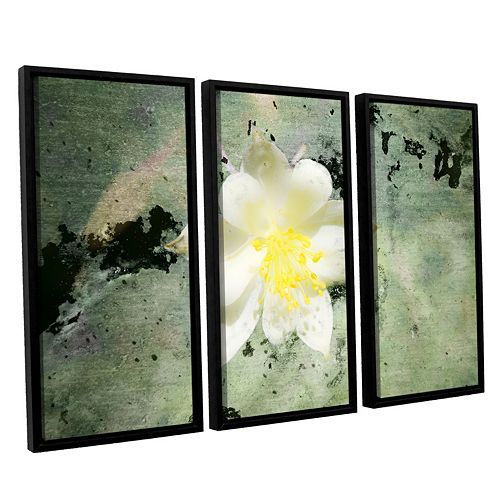 ArtWall ''Urban Attitude'' Framed Wall Art 3-piece Set
