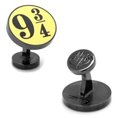 Harry Potter 'Platform 9 3/4' Cuff Links