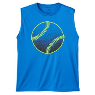 Boys 8-20 Tek Gear® Baseball Muscle Tee