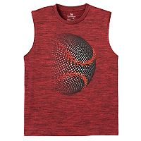Boys 8-20 Tek Gear® Hard Ball Muscle Tee