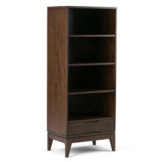 Simpli Home Harper Storage Bookshelf