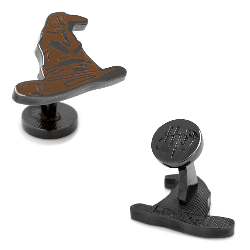 Harry Potter Sorting Hat Cuff Links