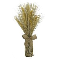 SONOMA Goods for Life™ Artificial Wheat Stack Table Decor