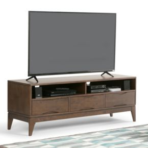 Simpli Home Harper Media Storage TV Stand