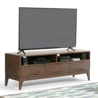 Simpli Home Harper Media Storage TV Stand