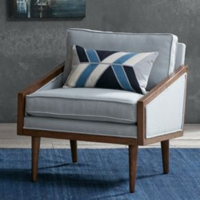 INK+IVY Lounge Accent Chair