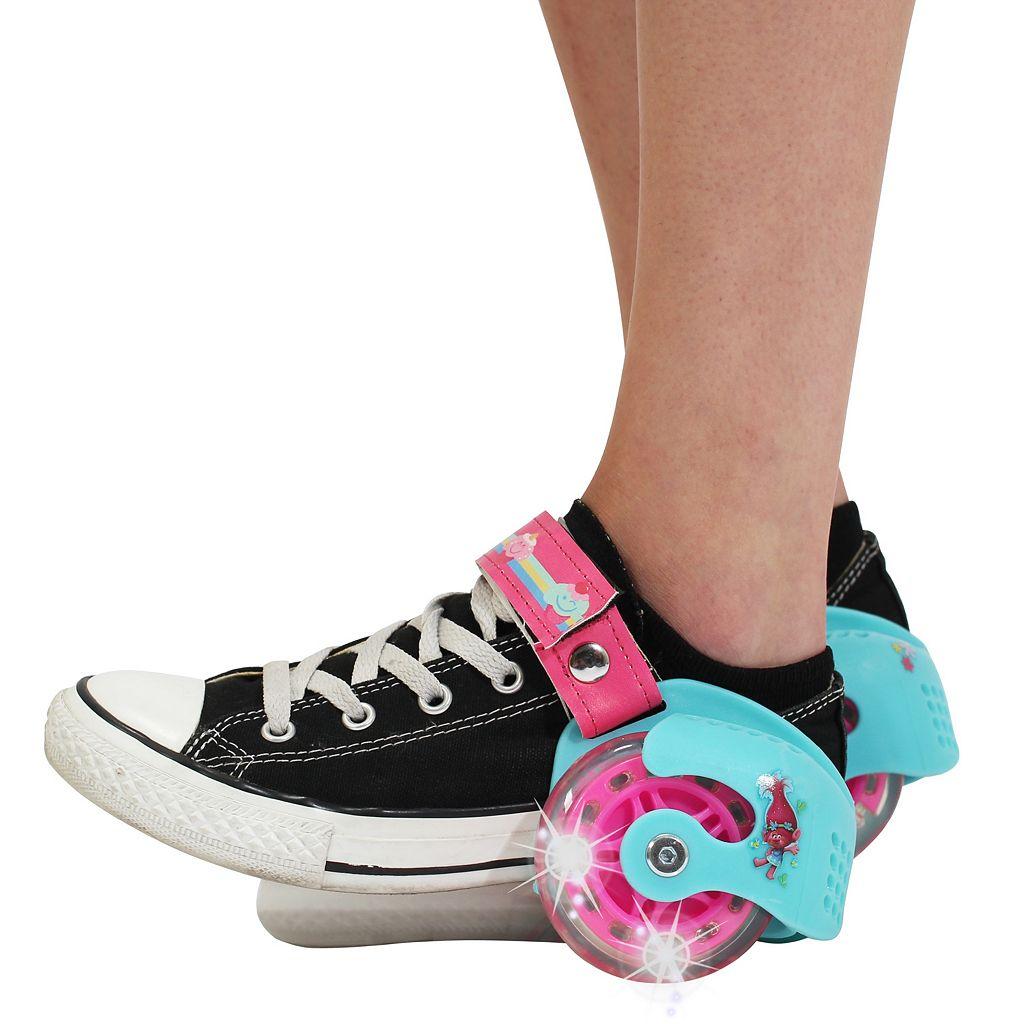 DreamWorks Trolls Poppy Heel Wheel Skates by Playwheels