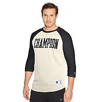 Men's Champion Heritage Baseball Tee