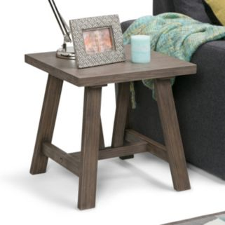 Simpli Home Dylan End Table