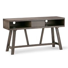 Simpli Home Dylan Media Storage TV Stand