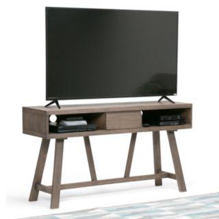 Simpli Home Dylan Media Storage TV Stand