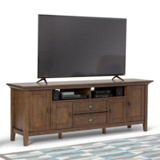 Simpli Home Redmond Media Storage TV Stand
