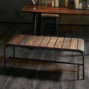 INK+IVY Renu Wood Bench