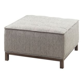 INK+IVY Grant Upholstered Ottoman