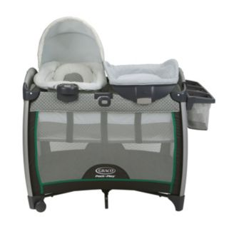 Graco Pack 'n Play Quick Connect Portable Bouncer & Bassinet Set
