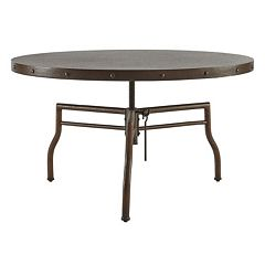 INK+IVY Soho Adjustable Industrial Coffee Table