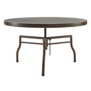 INK+IVY Soho Adjustable Industrial Coffee Table