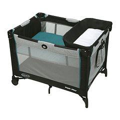 Graco Pack 'n Play Playard Simple Solutions Portable Play Yard