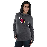 Women's Majestic Arizona Cardinals Great Play Hoodie