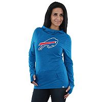 Women's Majestic Buffalo Bills Great Play Hoodie