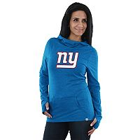 Women's Majestic New York Giants Great Play Hoodie