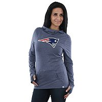 Women's Majestic New England Patriots Great Play Hoodie
