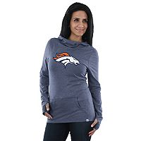 Women's Majestic Denver Broncos Great Play Hoodie
