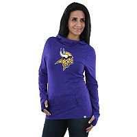 Women's Majestic Minnesota Vikings Great Play Hoodie