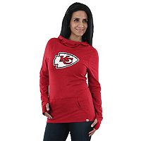 Women's Majestic Kansas City Chiefs Great Play Hoodie