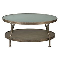 INK+IVY Cambridge Round Coffee Table