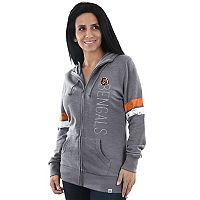 Women's Majestic Cincinnati Bengals Traditional Hoodie