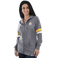 Women's Majestic Pittsburgh Steelers Traditional Hoodie