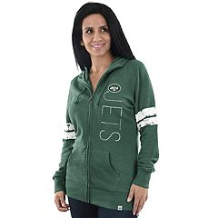Women's Majestic New York Jets Traditional Hoodie