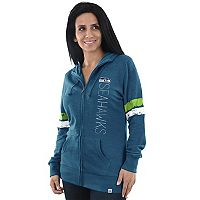 Women's Majestic Seattle Seahawks Traditional Hoodie