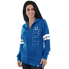 Women's Majestic Indianapolis Colts Traditional Hoodie