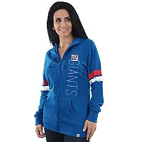 Women's Majestic New York Giants Traditional Hoodie