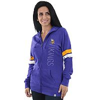 Women's Majestic Minnesota Vikings Traditional Hoodie