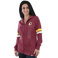 Women's Majestic Washington Redskins Traditional Hoodie
