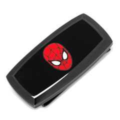 Marvel Comics Spider-Man Mask Cushioned Money Clip