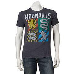 Men's Harry Potter 'Hogwarts' Tee