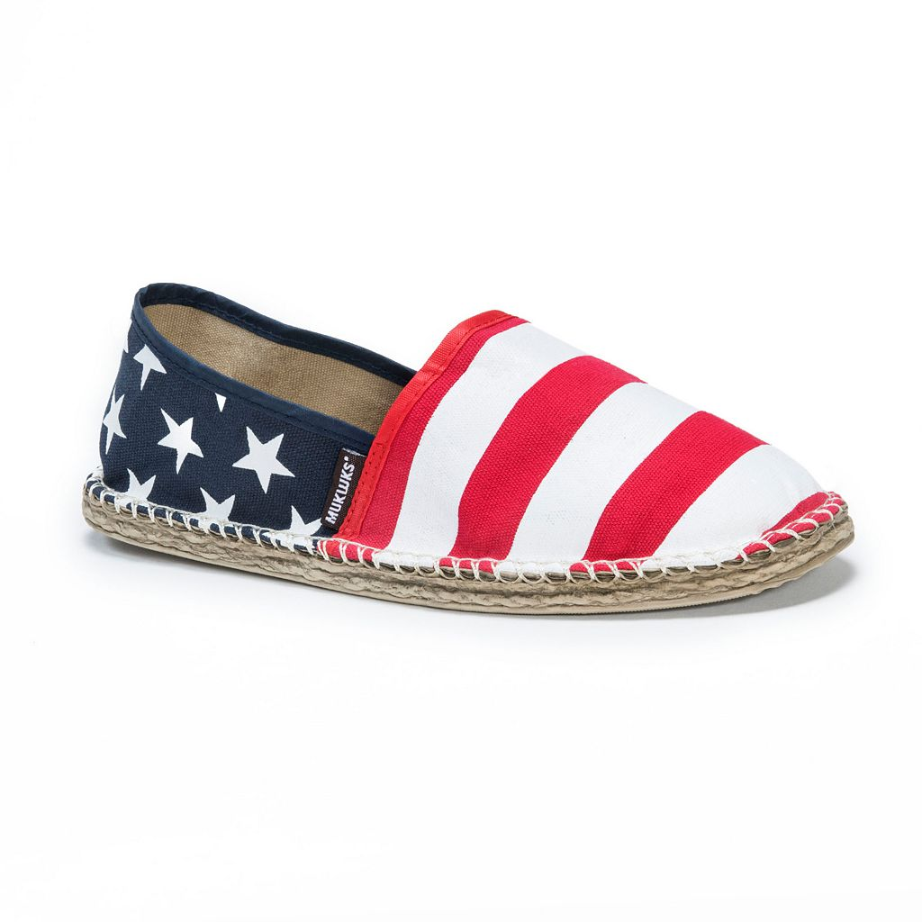 MUK LUKS Josie Women's American Flats