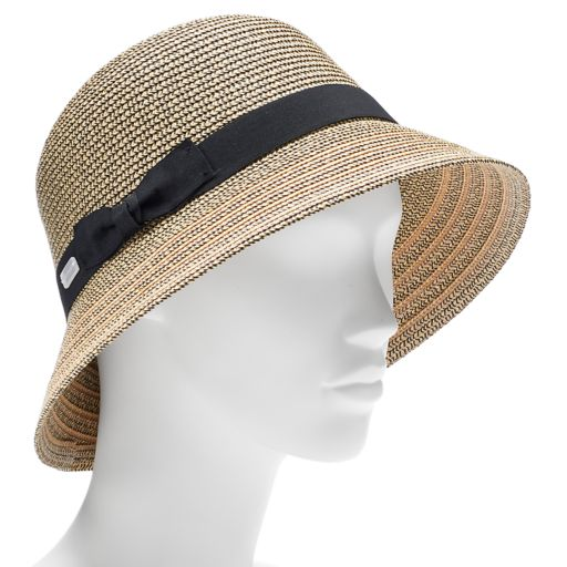 Betmar Tricia Bow Cloche Hat
