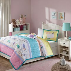 Mi Zone Kids Wriggle Comforter Set